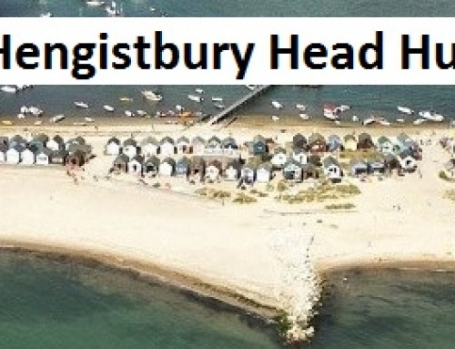 Hengisbury Head – Change of Route