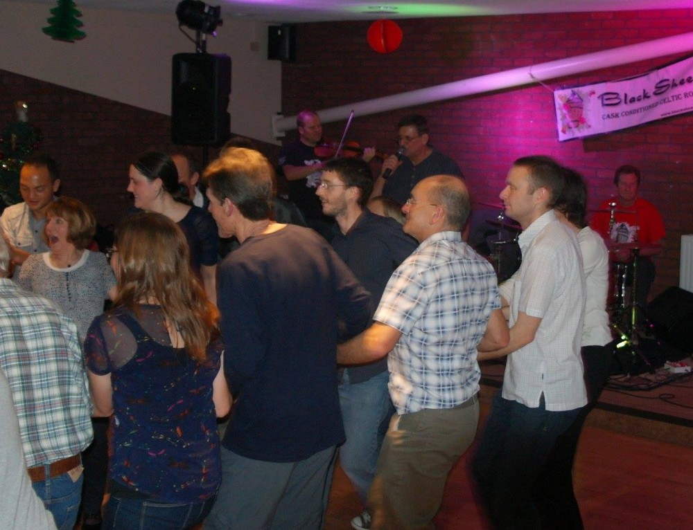 Poole Runners Annual Barn Dance/Ceiliah