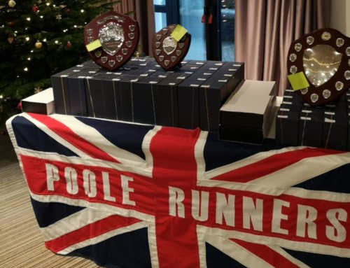 Poole Runners Club Awards  & Prize Winners 2018