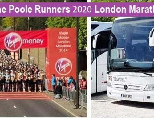 2020 London Marathon Trip