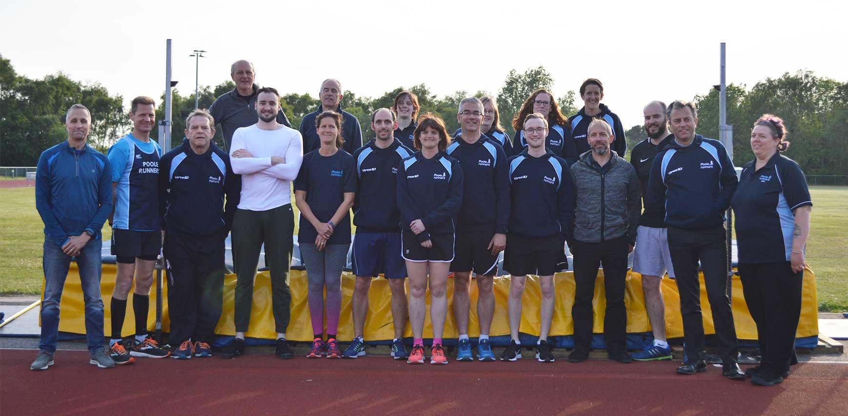 Coaches - Junior Athletics Club - Poole Runners