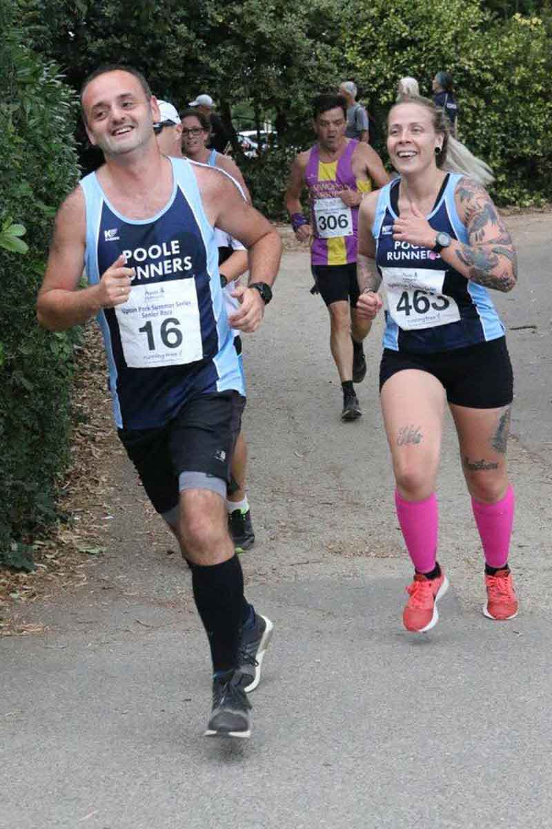 Upton Summer Series - Poole Runners