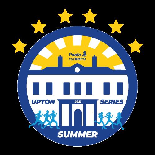 Upton Summer Series Logo - Poole Runners