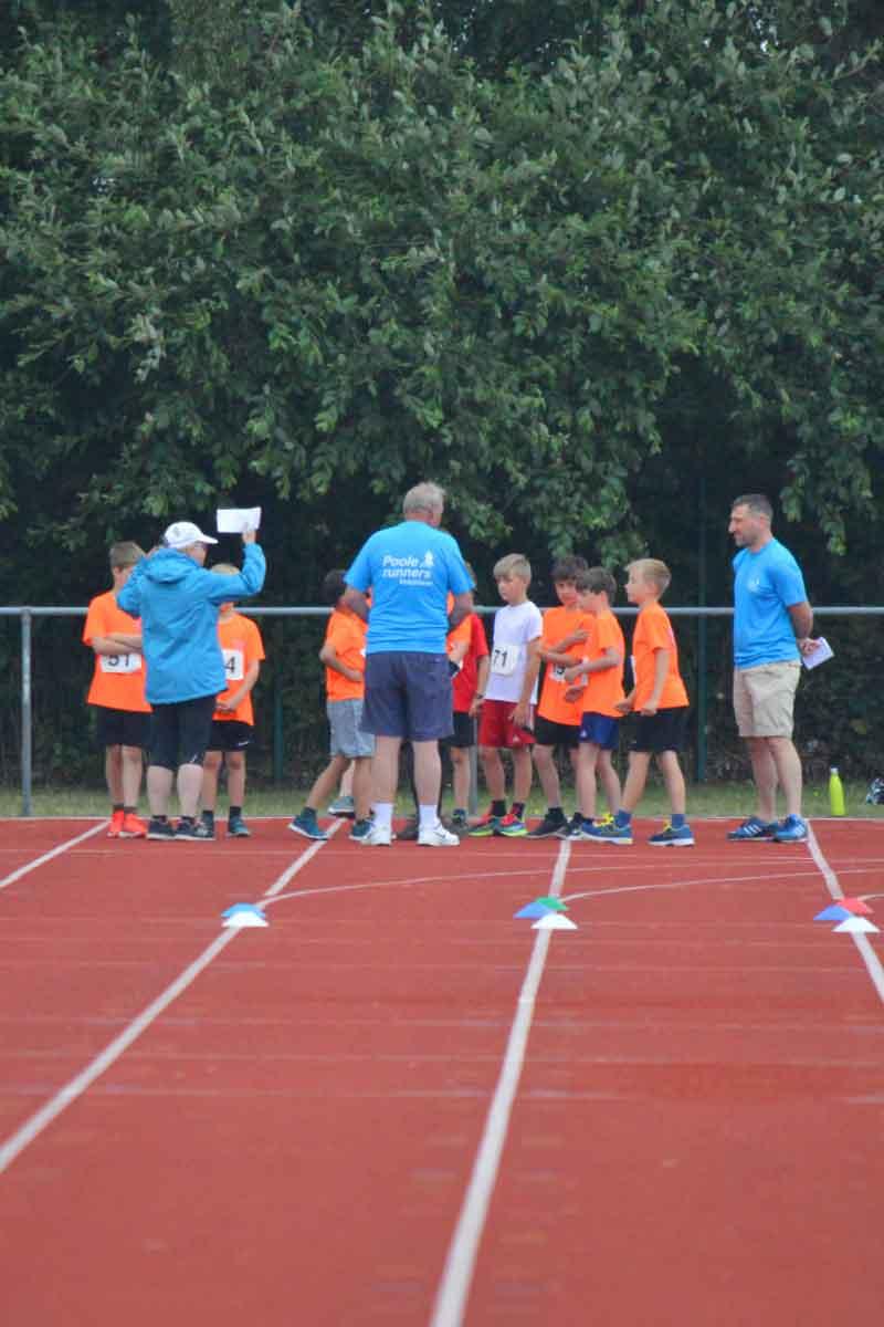 Volunteer - Junior Athletic Club - Poole Runners